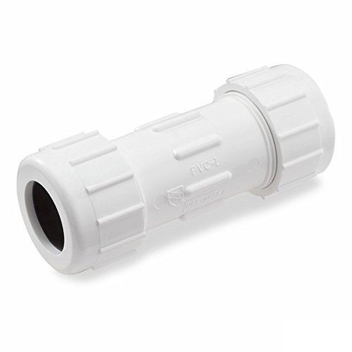 Campbell CTS-3 3/4'' PVC Compression Coupling