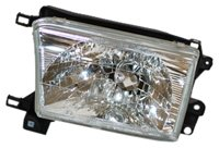 TYC 20-5652-00 Toyota 4 Runner Driver Side Headlight Assembly ()
