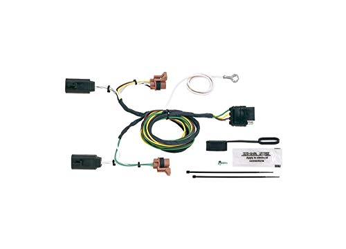 Hopkins 41645 Plug-In Simple Vehicle Wiring Kit