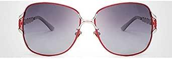 J&C Square Women's Sunglasses Polarized UV400-63-20-132mm - H008