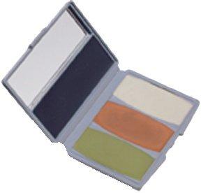 - Hunters Specialties 4 Color Woodland/Bark Grey Makeup Kit