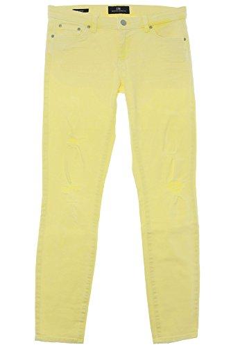 LTB Jeans - Vaqueros - Ajustada - Básico - para mujer Amarillo Claro
