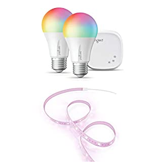 Sengled Smart LED Multicolor Starter Kit + Light Strip Bundle