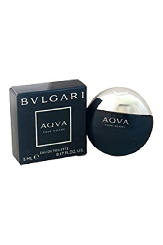 Bvlgari Aqva by Bvlgari for Men - 5 ml EDT Splash  - M-M-104
