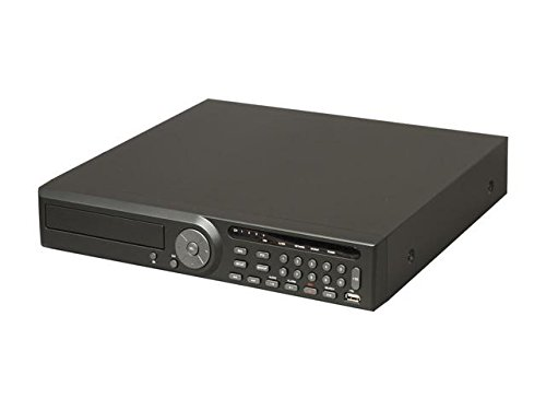 Vonnic VVR4004HMFD-HD 4CH H.264 FULL D-1 DVR System with HDMI Output (Pre-installed 500GB Hard Drive)