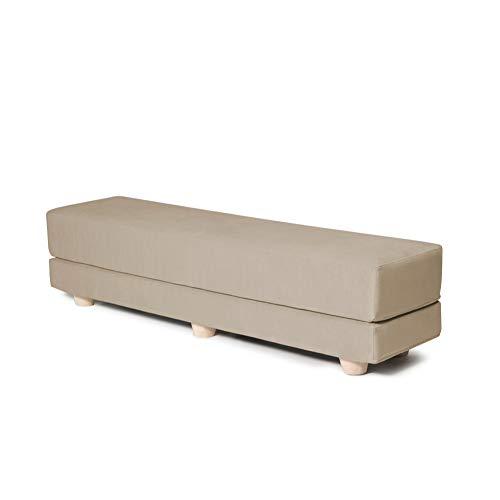 Amazon.com: Jaxx Camden - Banco de cama convertible / cama ...