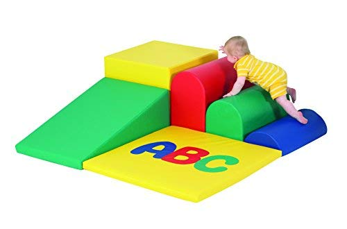 Children's Factory ABC Soft Mini Corner - Primary Abc Soft Mini Corner