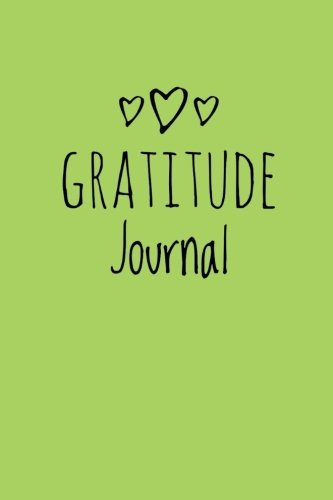 Gratitude Journal: Personalized gratitude journal, 102 Pages,6