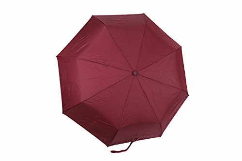 po-campo-rain-street-dual-color-basic-umbrella-pink