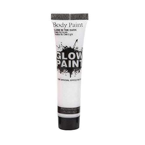 FOONEE UV Activated Body Paint,UV Glow Blacklight Face