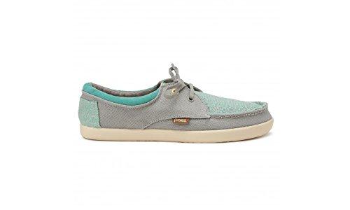 Paez - Alpargatas de Lona para Hombre, Color Gris, Talla 41: Amazon.es: Zapatos y complementos