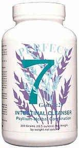Perfect Foods Perfect 7 Intestinal Cleanser Psyllium-Herbal Combination 10.50 oz