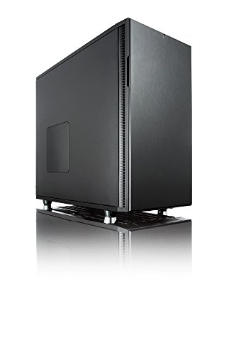 Fractal Design Computer Case FD-CA-DEF-R5-BKO
