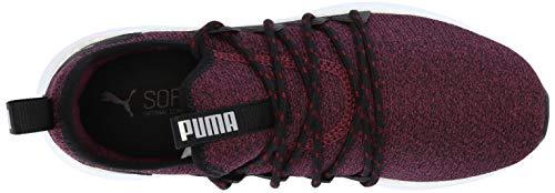 Fig Femmes Silver Puma Pour Chaussures En Neko Tricot puma Nrgy Y1Y06Owvq