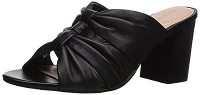 Taryn Rose Women's Lana Sheep Nappa Slide Sandal