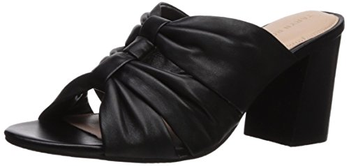 Taryn Femmes Rose Slide Black Chaussures vH4rvqwP