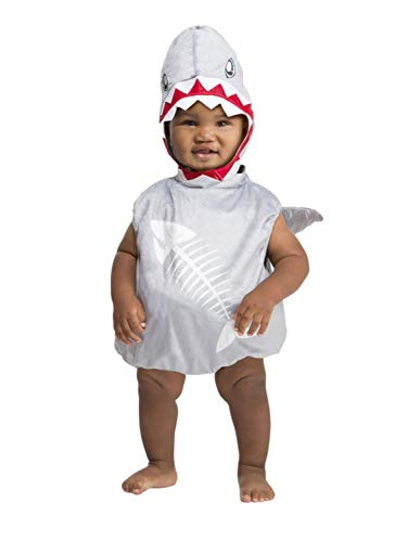 Halloween Toddler Boys Shark Costume 0-6 Months ()
