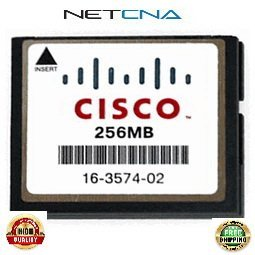 MAX-28/38-FLASH-BN 256MB Cisco 2800/3800 Series Routes Approved Compact USB Flash Memory Card 100% Compatible memory by NETCNA USA (Compact Usb 100)