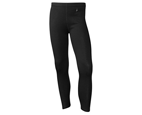 SmartWool Unisex Mid 250 Bottom (Little Kids/Big Kids) Black Pants LG (Big Kids) X 20