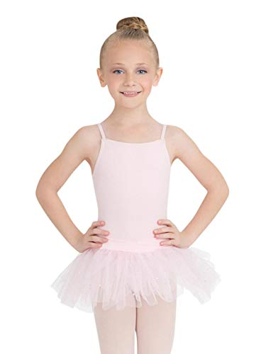 (Capezio Toddler Camisole Tutu Dress, Pink-2/4T)