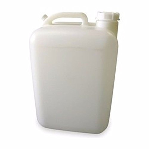 Approved Vendor HOZQ8-885 Plastic Carboy, 5 Gal, With Han...