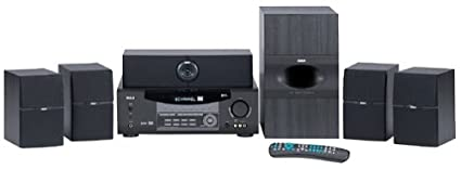 amazon com rca rt2500 dolby digital home theater system rh amazon com RCA Home Theater System RCA RT2280