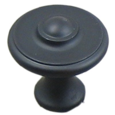 Oil Rubbed Bronze 1 1/2'' Knob - Pack of 25