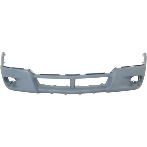 NorthAutoParts 88973186 Fits Pontiac Vibe Front Lower Primered Bumper Cover (Pontiac Vibe Bumper Cover)