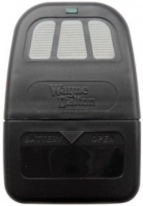Wayne Dalton 303mhz 309884 297134 Garage Door Opener Remote by Wayne