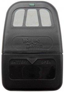 Wayne Dalton 303mhz 309884 297134 Garage Door Opener Remote - Quantum Remote