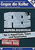 Royal Bunker - Gegen die Kultur, Teil 1: Punchlines, Tapes & Fanatismus [2 DVDs]