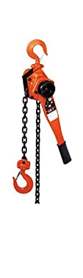JET 187709 JLP-75-15 3/4-Ton Capacity 15-Foot Lift Lever Hoist