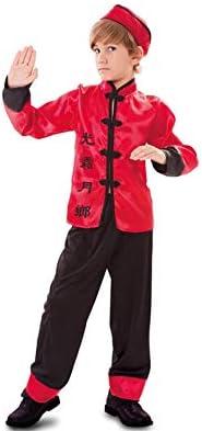 Fyasa fyasa706334-t01 Chino Boy Disfraz, tamaño Mediano: Amazon.es ...