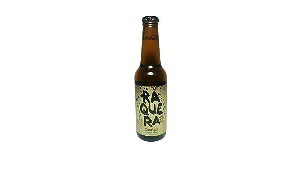 Dougalls Raquera Cerveza Artesanal - 330 ml - [Pack de 12]