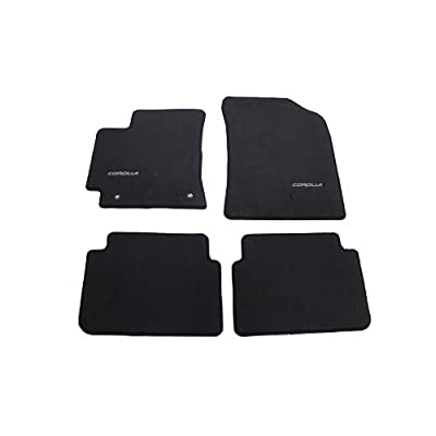 Genuine Toyota Accessories PT206-02092-12 Carpet Floor Mat for Select Corolla Models: Automotive