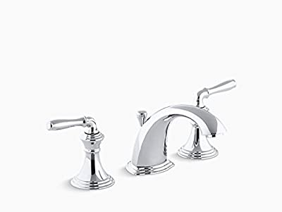 Kohler Devonshire Two-Handle Widespread Lavatory Faucet