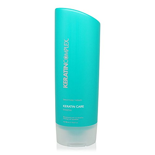 Shampoo Therapy Smoothing (Keratin Complex Keratin Care Shampoo 13.5 Ounces)