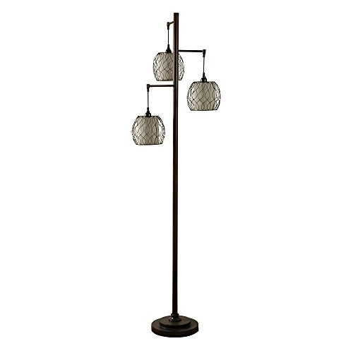 Style Craft L72385 Clifton Floor Lamp by Stylecraft