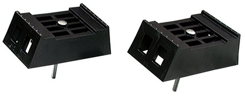Cross Bracing Work Table - LeHigh Crawford Double Duty ABS Plastic Saw Horse Bracket, 1-Pair #90-6
