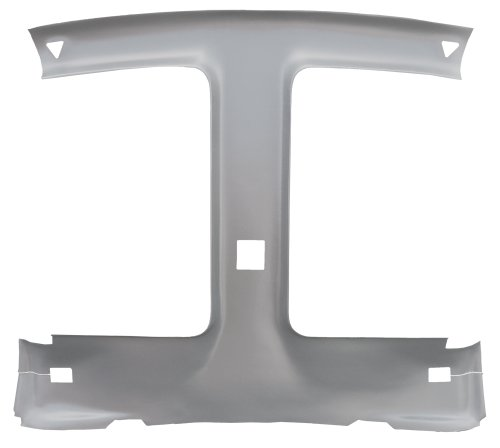 Acme AFH12-Uncovered Uncovered ABS Plastic T-Top Headliner Board
