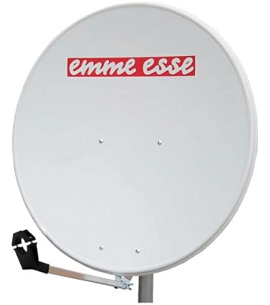 EMME ESSE Antena Parabólica/Antena Parabólica para Sky/TV SAT ...