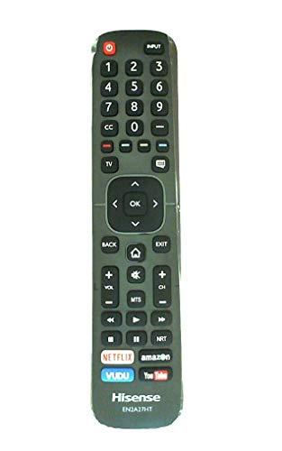Hisense EN2A27HT Remote Control for 43H6D