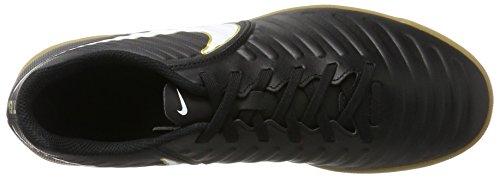 IC Nike Tiempox Homme Football Noir Rio black Vivid White Black Gold metallic Chaussures Iv de rqtncTdqw