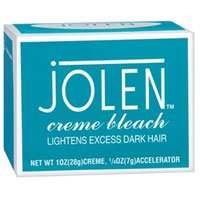 Jolen Creme Bleach Original, Original 1 oz (Pack of 6)