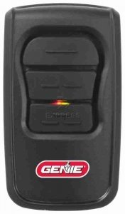 Genie GM3T-BX Garage Door Opener, Intellicode Dual Frequency 315/390 MHz Remote - 3-Button Transmitter