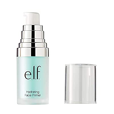 e.l.f., Hydrating Face Primer, Lightweight, Long Lasting, Creamy, Hydrates, Smooths, Fills in Pores and Fine Lines…