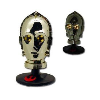 (Star Wars Trilogy Collection Authentic C3PO Miniature Helmet)