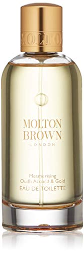 Molton Brown Eau de Toilette Spray, Mesmerising Oudh Accord & Gold, 3.3 fl. oz. ()
