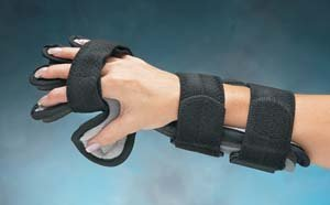 Progress I.F. Ball Splint, Size: S, Left