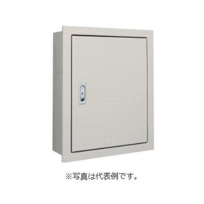 河村電器産業 屋内用盤用キャビネット(木製基板埋込型) BXU4050-14 クリーム B01FVNXWE6
